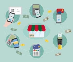 クレジットカードも含む、便利なキャッシュレス手段の種類