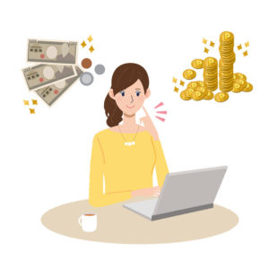 学生でも無理なく稼いで貯金する方法