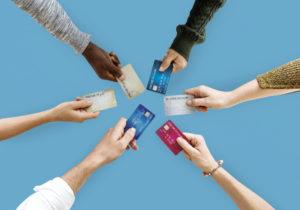 学生の家族カードの保有率