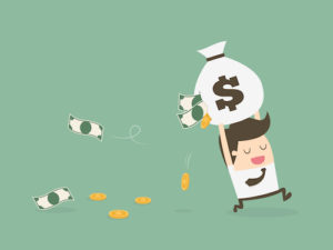 引き落とし(支払い)が延滞することによる遅延損害金