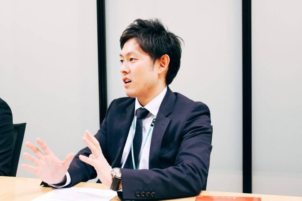 三井住友カード株式会社 東京リテール営業部 石山 翔己さま