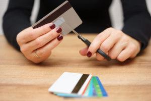 クレジットカードを作りすぎて整理