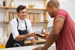 店頭でのクレジットカードの使い方
