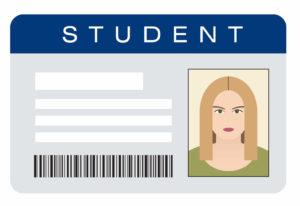 クレジットカード審査の身分証明として「学生証」は使えない