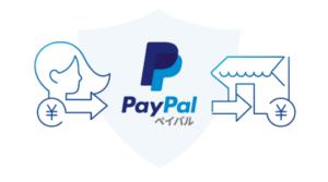 クレジットカード決済を安心してできるpaypal