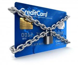 クレジットカード有効期限がある