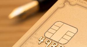クレジットカードの磁気ストライプとICチップは大切にすべし