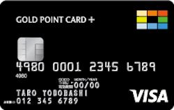 GOLD POINT CARD+
