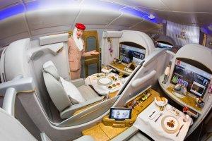 海外航空会社のビジネスクラス
