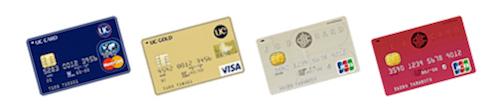 地方銀行のクレジットカードである北越カード