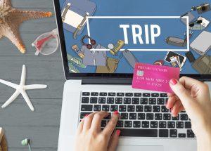 海外旅行時のクレジットカード払いについて