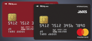 REXカードの基本スペック