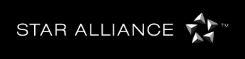 航空会社アライアンス:スターアライアンスのロゴ