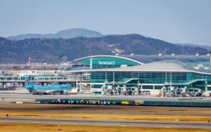 韓国の仁川空港のラウンジが使えるクレジットカード