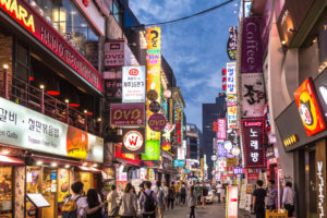 韓国のキャッシュレスやクレジットカードの普及や浸透事情