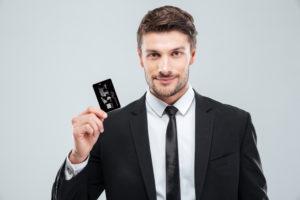 一般的にステイタス性があるクレジットカード