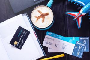 航空券購入でもクレジットカードが使える!相性がいいカードは?