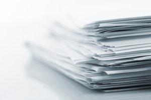 クレジットカードの契約書・控えなどの書類の保管方法