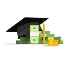 学生ローンで学費を払うのはあまりオススメしない