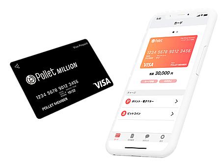 Pollet(ポレット)カードの作り方・使い方・チャージできるもの(ポイントや外貨など)を解説!相性のいいクレジットカードはある?