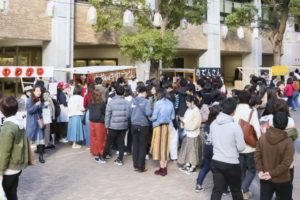 近畿大学の学園祭