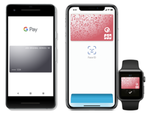 JCB CARD WとApple Pay&Goole Pay