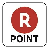 R POINT(楽天ポイント)新ロゴ